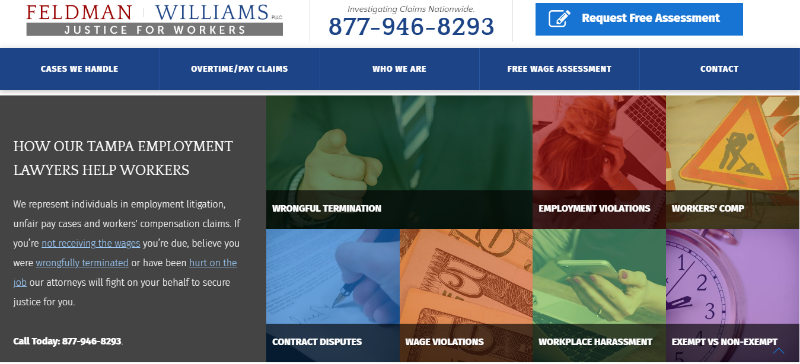Employment-Lawyers-in-Tampa-Justice-for-Workers-Feldman-Williams